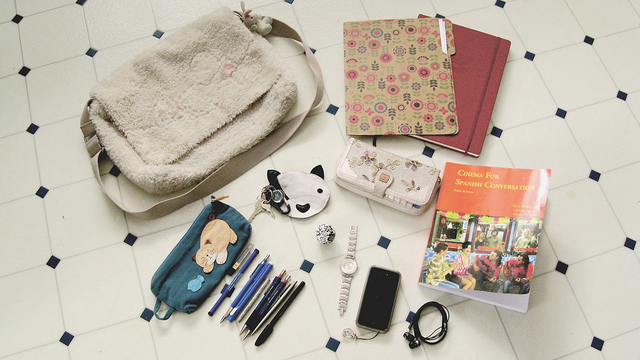 School items and stationary
