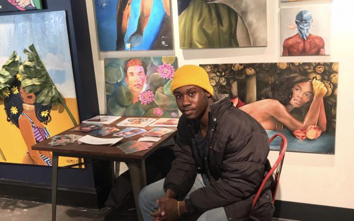 Artist Kobe.
