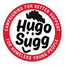 Hugo's Earthquake Logo