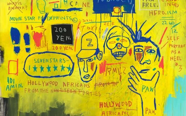 Basquiat -'Hollywood Africans'