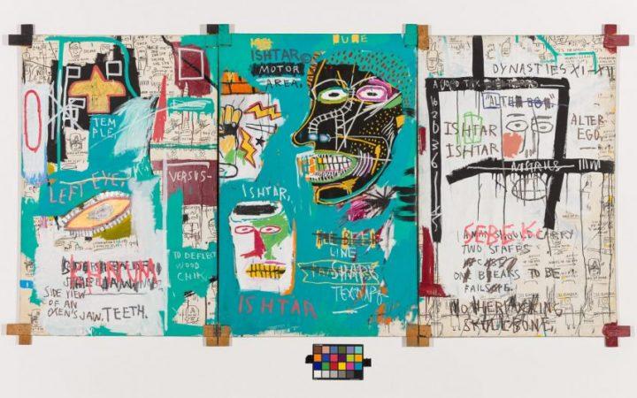 Basquiat - 'Ishtar'