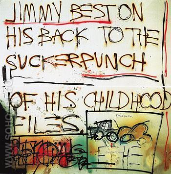 Basquiat - 'Jimmy Best'