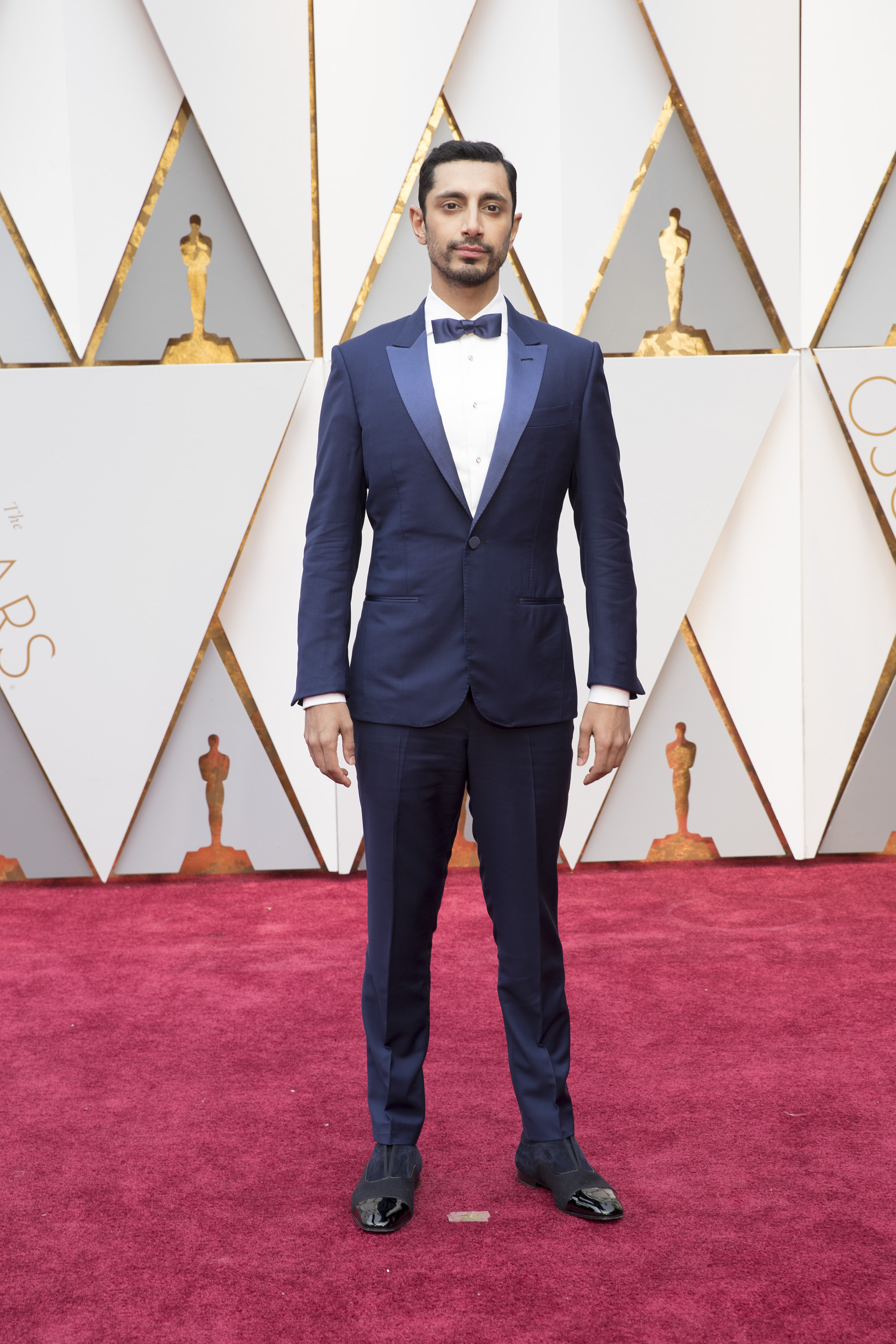 Riz Ahmed at The Oscars in 2017