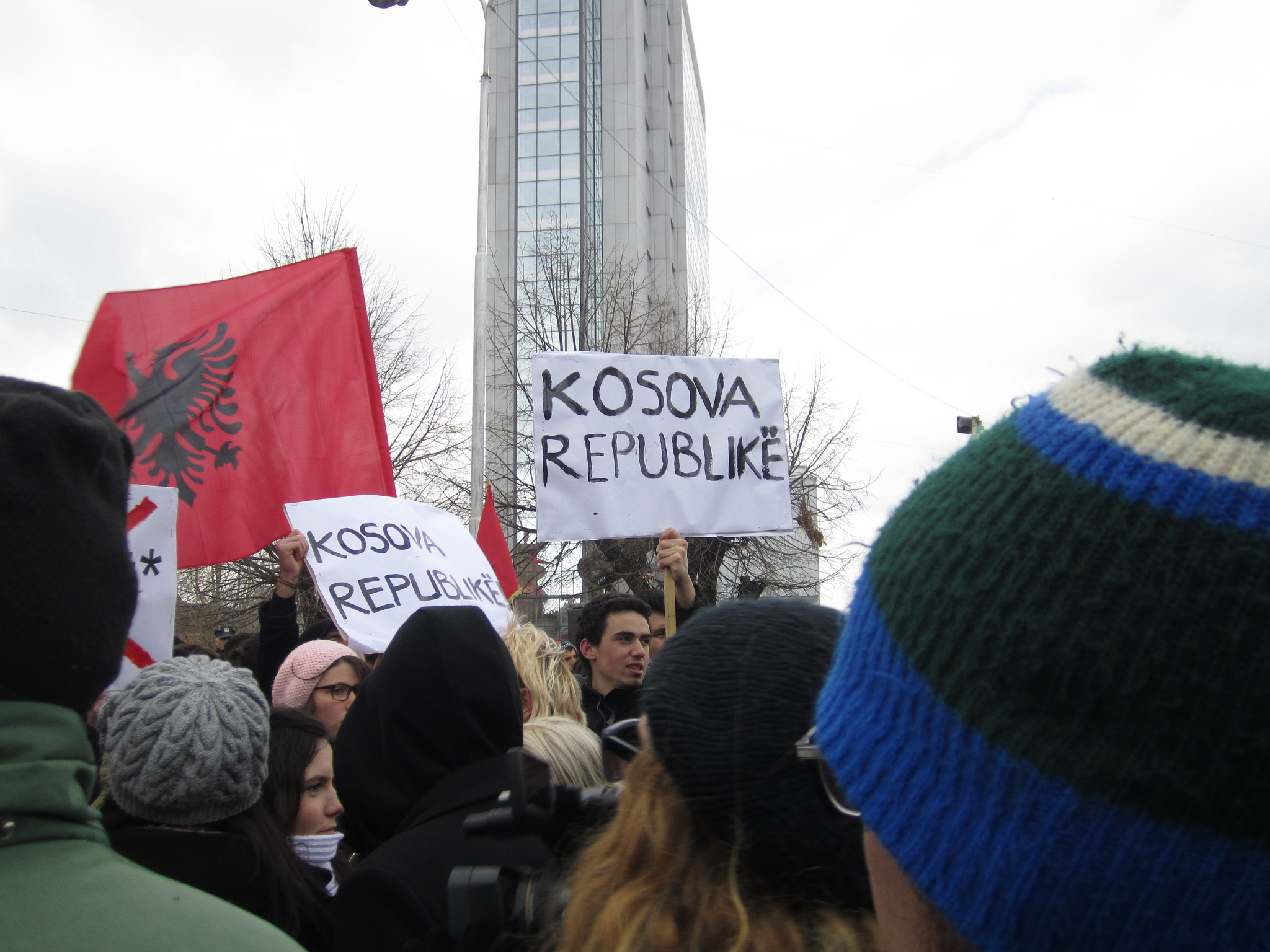 Kosova Republikë by Andrew Halterman via Flickr