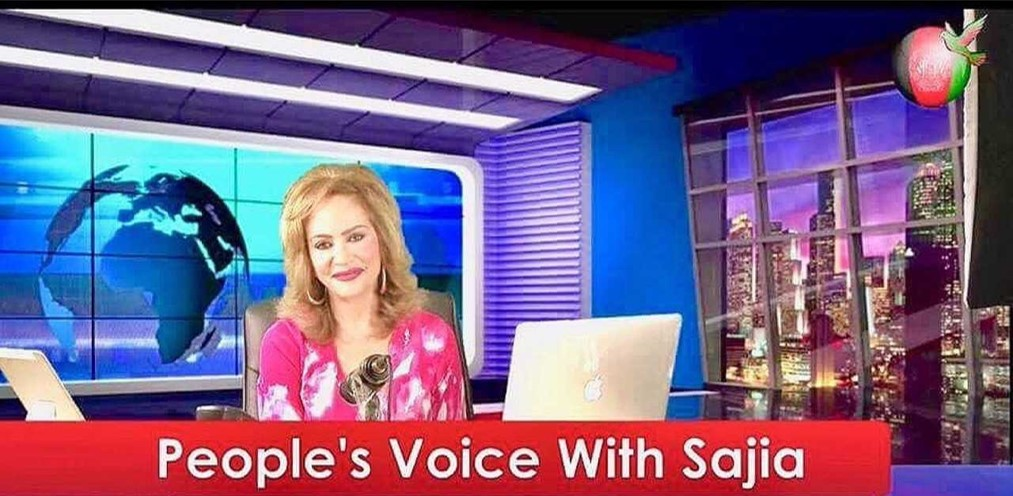 Screenshot of a TV Host advert