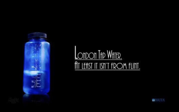 London water meme