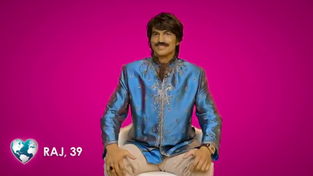 Ashton Kutcher in the 2012 PopChips advert