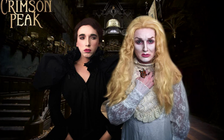 Lydia and Rococo's version of Crimson Peak
