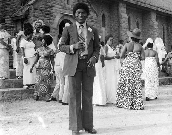 Ghanaian wedding, 1970's