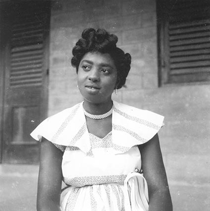 Ivy Barnor, sister of James