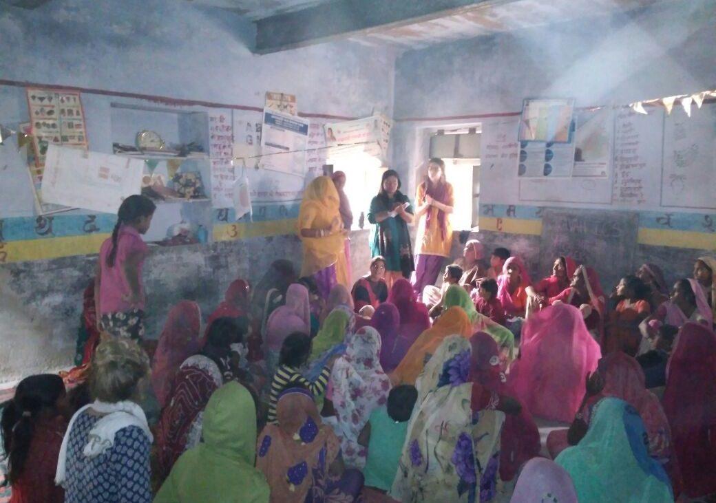 Volunteer program in India with ICS