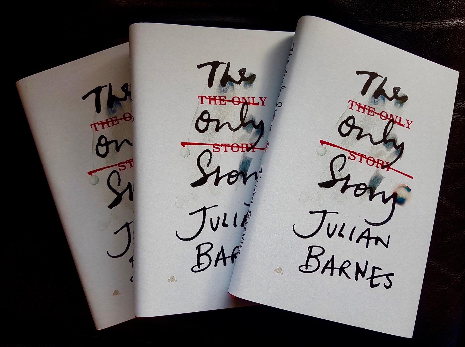 Julian Barnes, TheOnlyStory