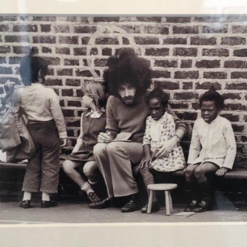 Children in Hackney Photo: Neil Martinson