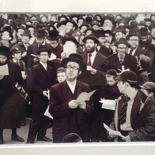 Jewish community in Hackney Photo: Neil Martinson