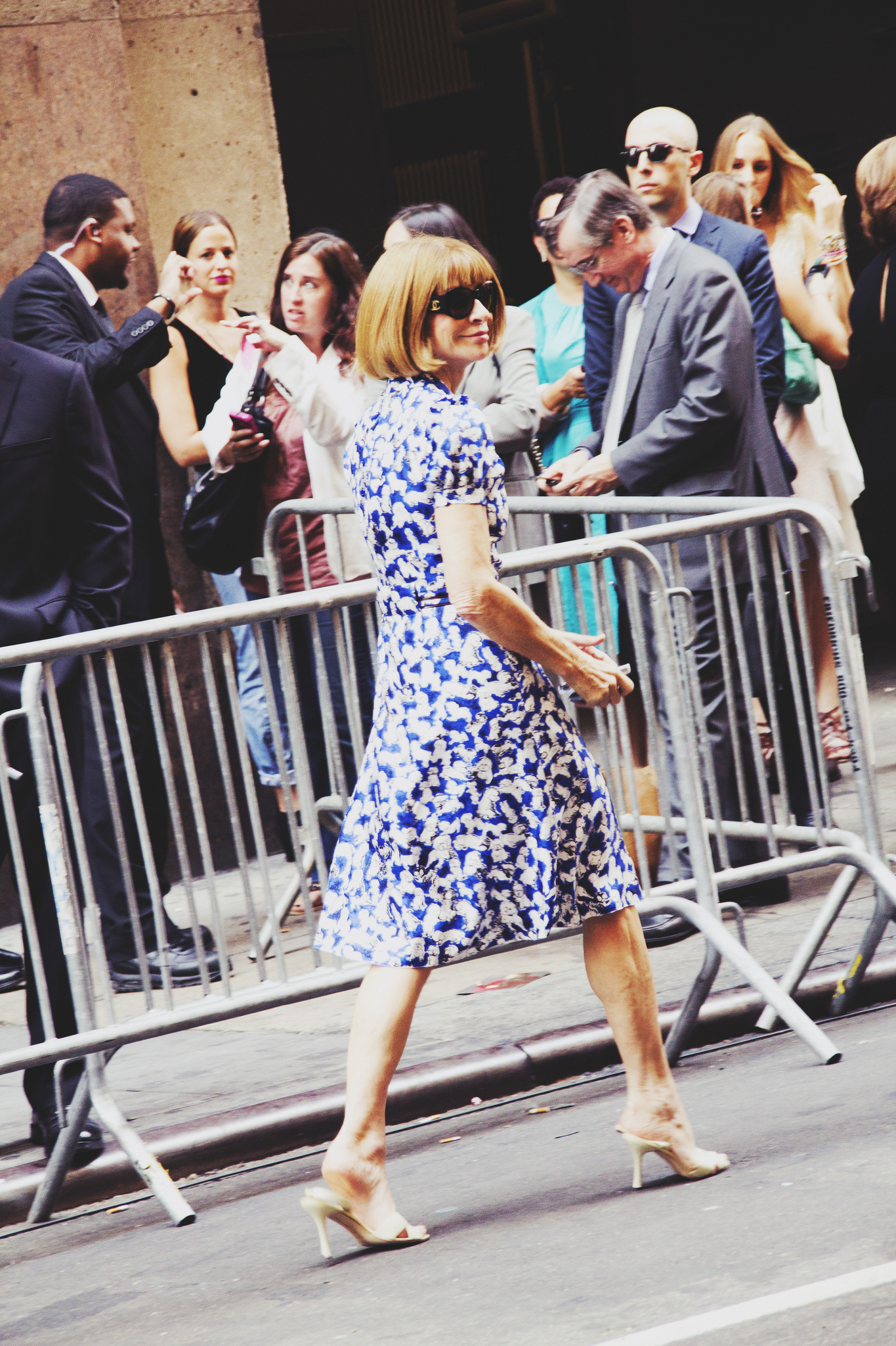 new york, fashion week, american, vogue, anna wintour