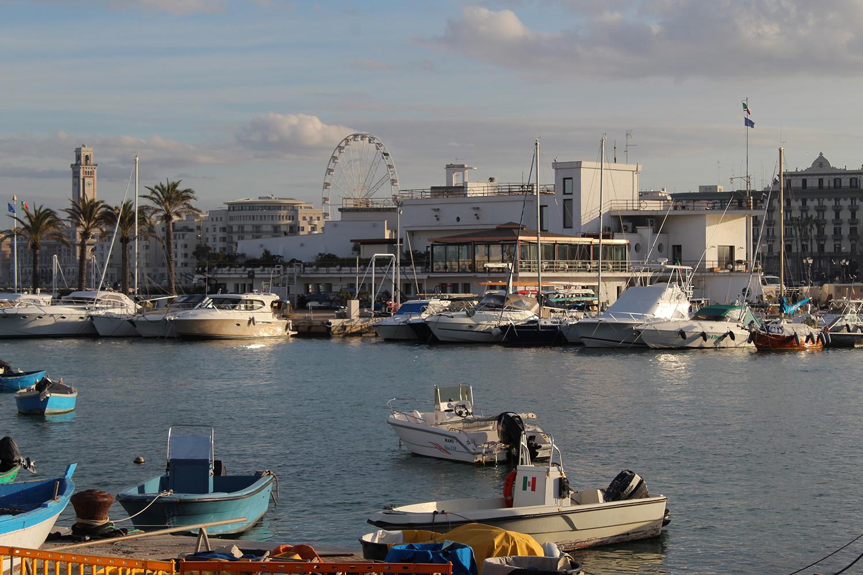 Port of Bari