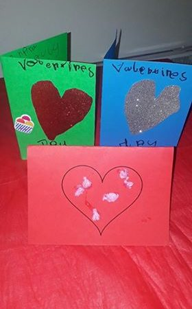 An image of handmade cards.