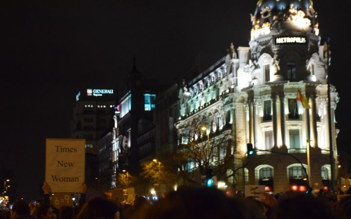 madrid strike 2