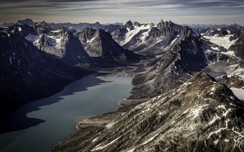 Greenlandic mountains