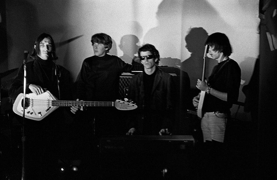 Members of The Velvet Underground
