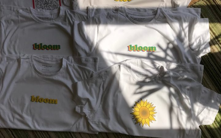 Mia Design on T-Shirt
