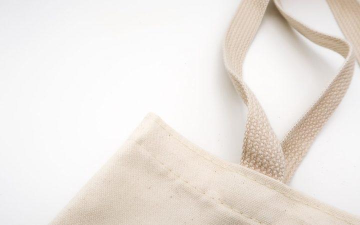 Reusable bag instead of plastic bag