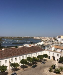Faro: View of the city