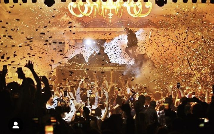 The Chainsmokers perform at XS