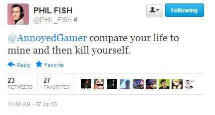 Phil Fish Tweet