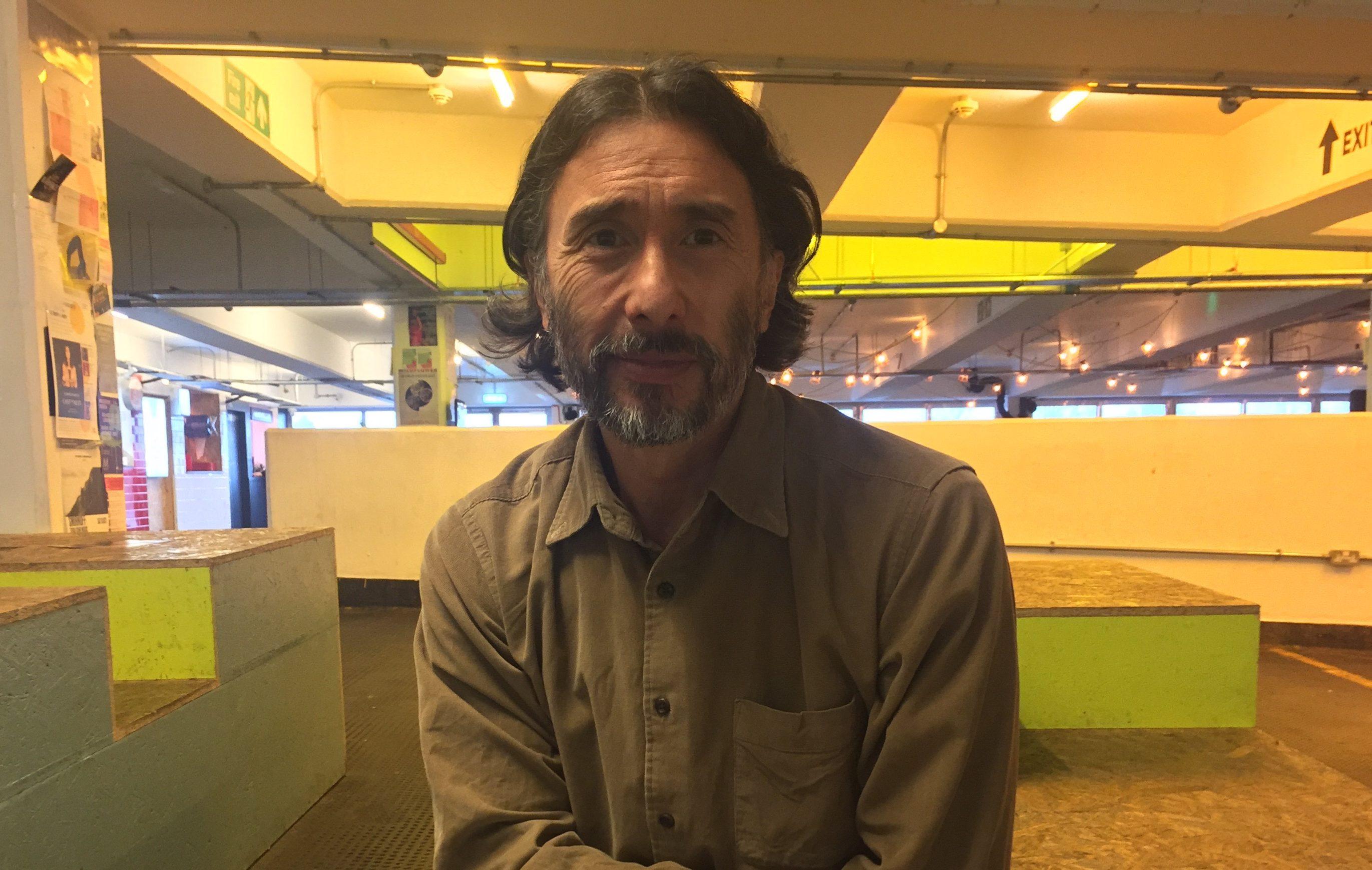 Portrait of David Bushell
