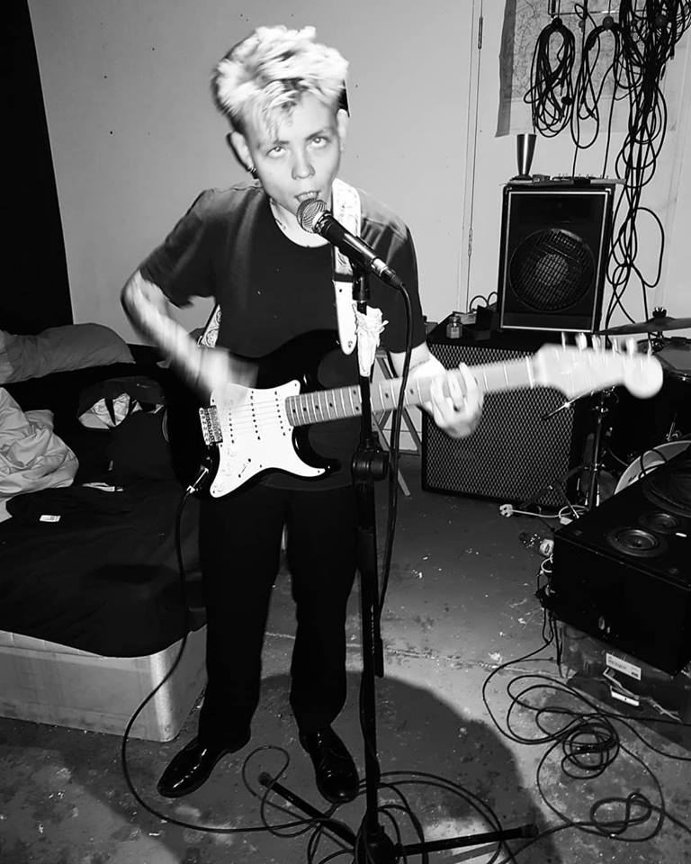 Lead singer Meggie Cousland