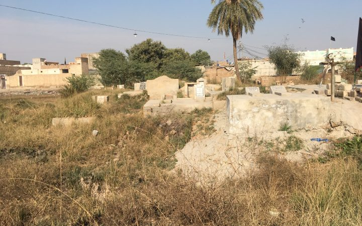 Courtley graveyard