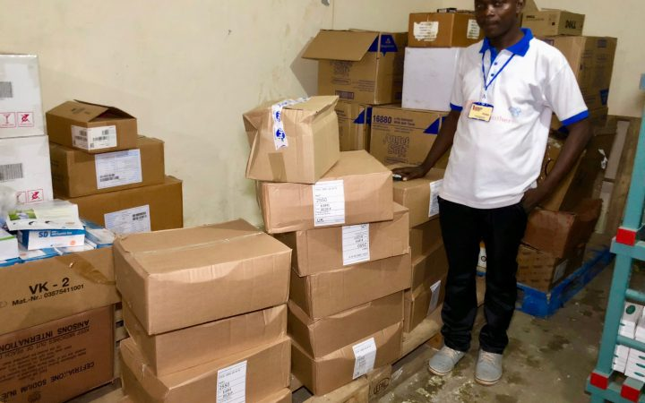 Morlai, Life For African Mothers Sierra Leone disitributor, stands by misoprostol stock