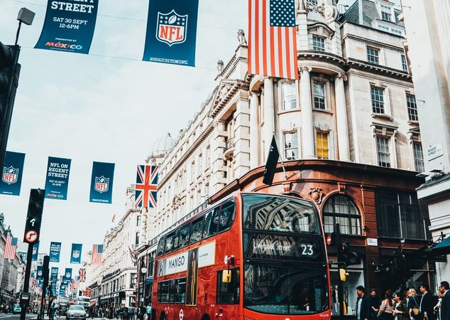 NFL Regents Street