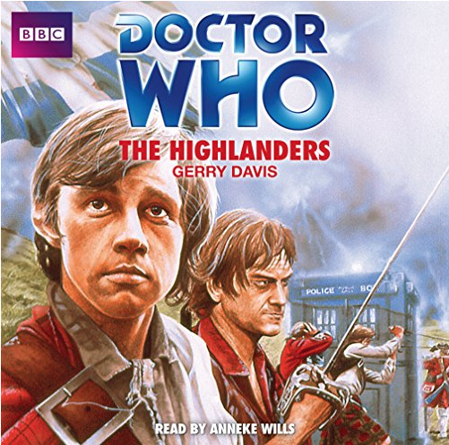 Audio Book Cover Doctor Who The Highlanders