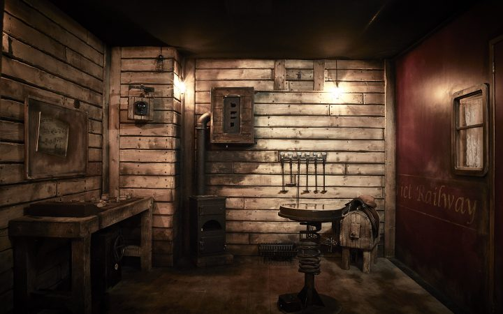 Photograph of Wild West escape room