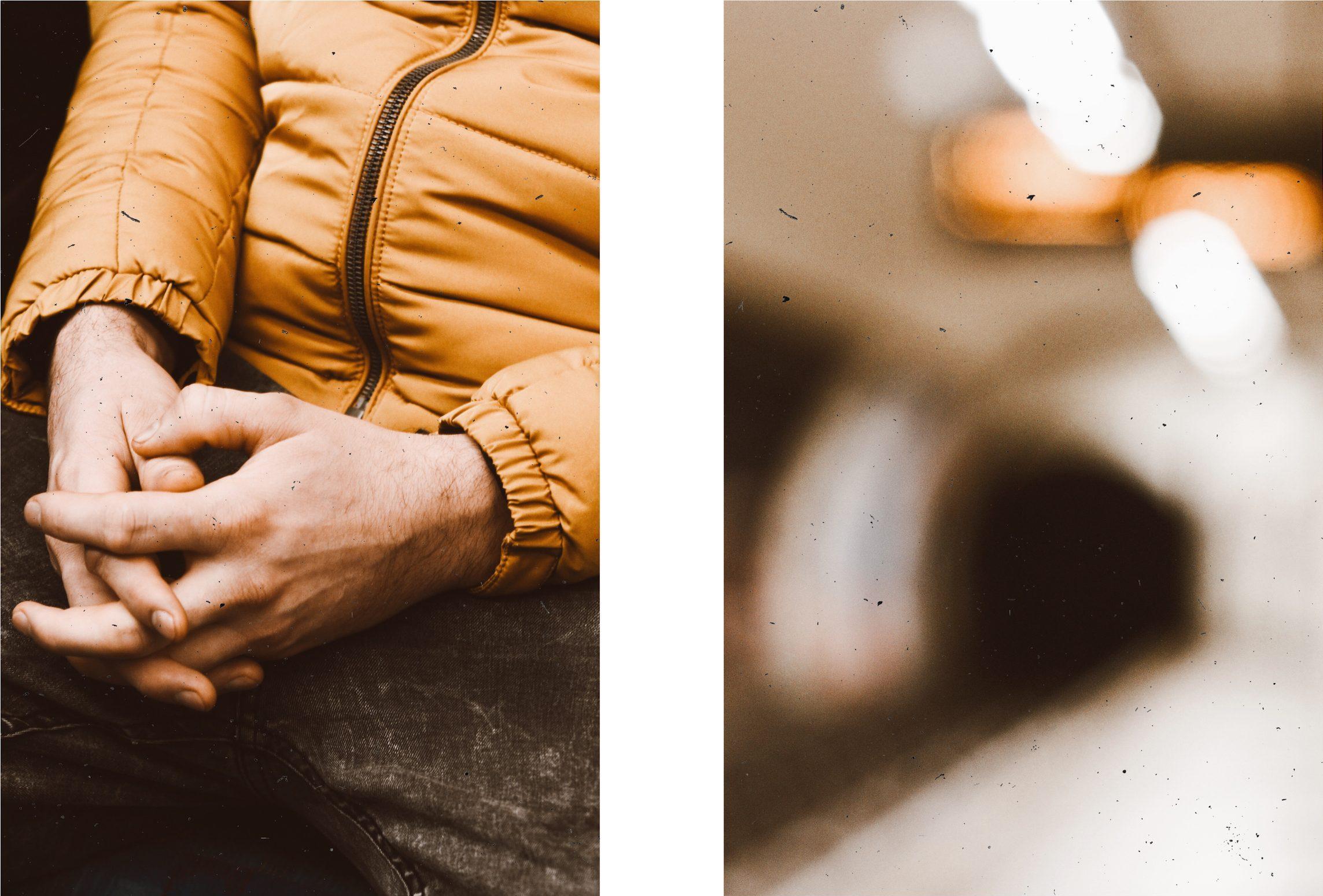 Mihai's hands [Irene Chirita]