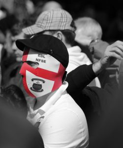 EDL Supporter