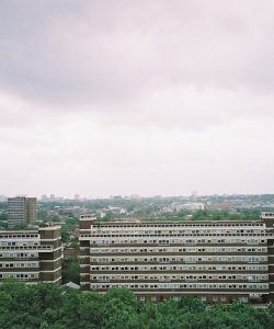 Market Estate in Islington