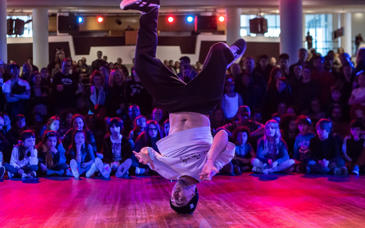 Performer at Meltdown festival, Southbank Centre