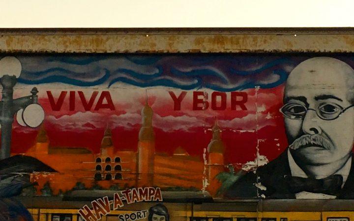 Graffiti in Ybor [Maha Khan]