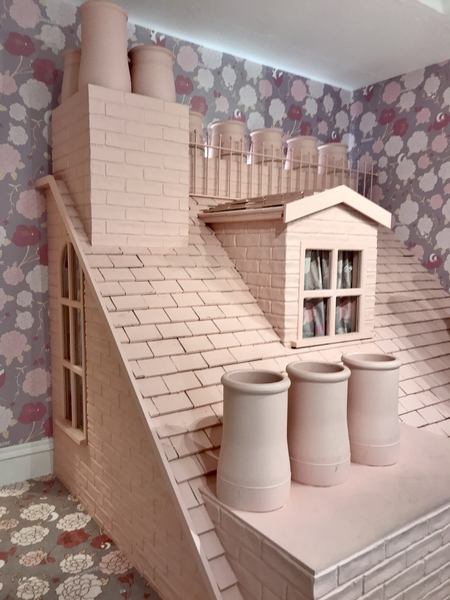 "installation ""Glossier Rooftop"""