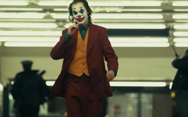 Joaquin Phoenix plays Arthur Fleck in Joker