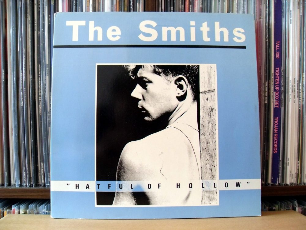 The Smiths Hatful of Hollow album cover
