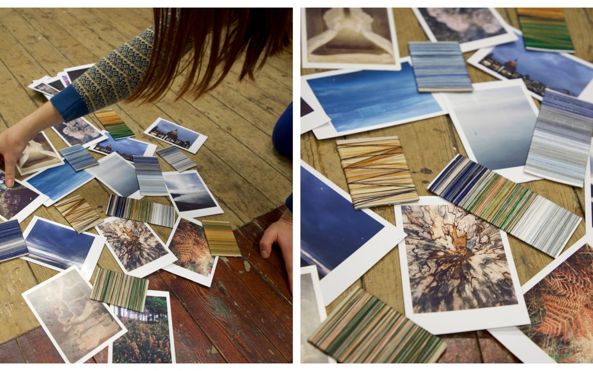 Caitlin colour matching palettes with photos