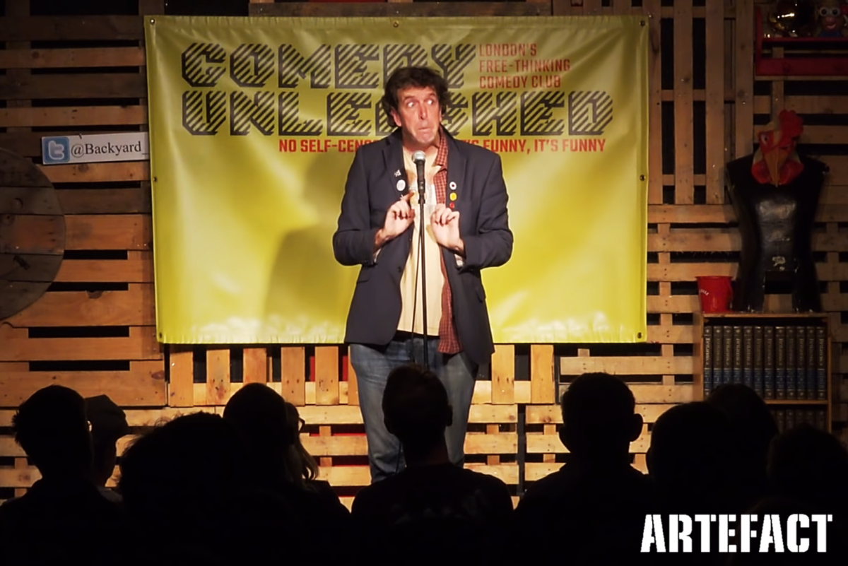 Stand Up Comedian for Comedy Unleashed