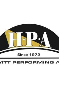 An image of the Hewitts Performing Arts Logo