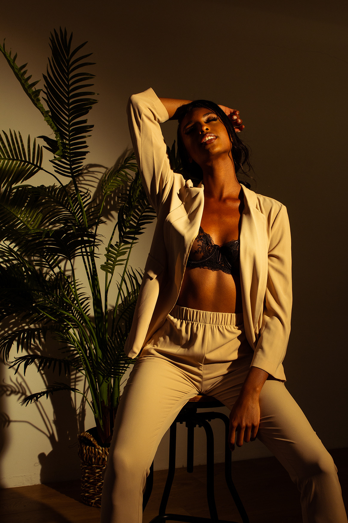 Photograph of Jasmine by Nicole Parkes