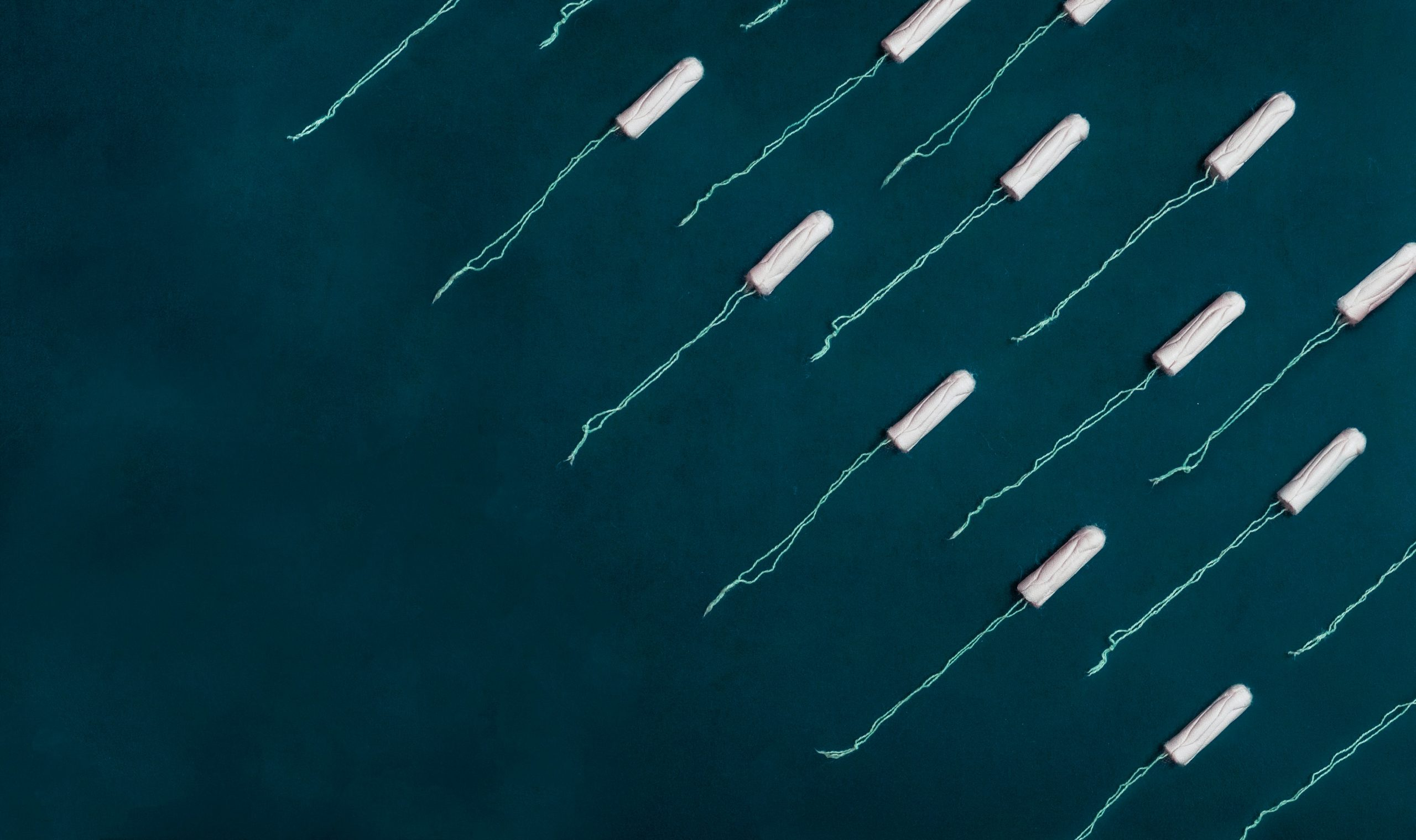 Tampons for mensuration